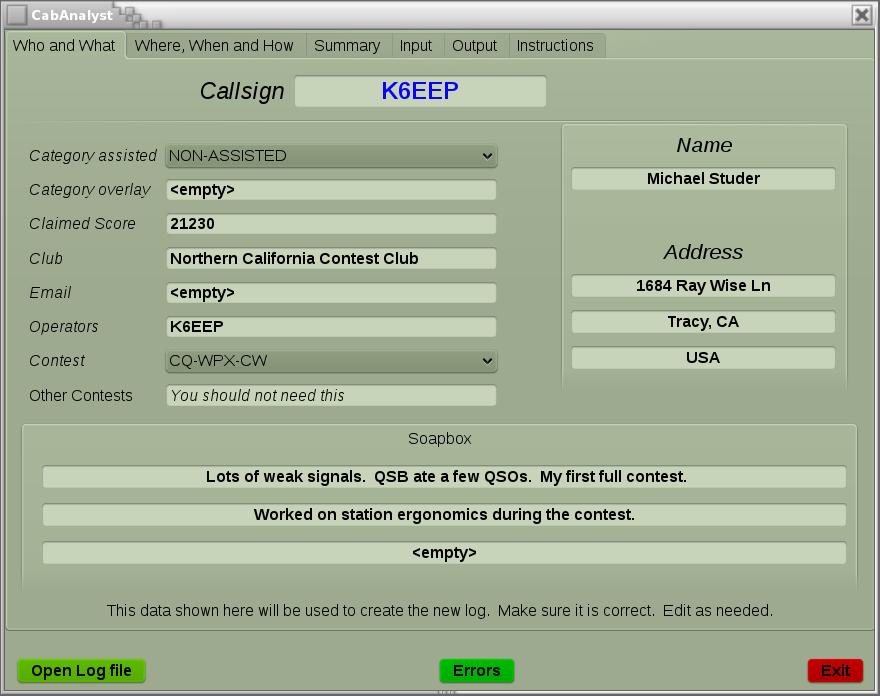 Alternative Ham Radio Software