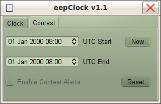 eepClock digital clock